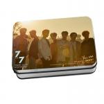 LOMO CARD +กล่องเหล็ก GOT7 7 FOR 7 30แผ่น
