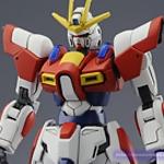 HGBF 1/144 018 Build Burning Gundam