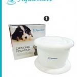 น้ำพุหมาแมว brio aquamate น้ำวน บรรจุน้ำ 3 ลิตร ใช้ไฟ 12v สินค้าพร้อมส่ง