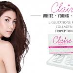 Claire Beauty Supplement อาหารเสริมเพื่อผิวขาวใส