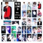 LOMO CARD WANNAONE JI HOON 30รูป