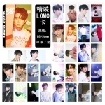 LOMO CARD GOT7 JinYoung