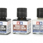 Tamiya Panel Lines Accent Color