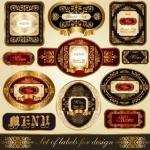 ฉลากสำหรับธุรกิจคุณ สไตล์การออกแบบดีไซน์แบบใช้สีสันที่สดุดตา ฉลากไว้ใช้แปะกับแพคเกจเกี่ยวกับธุรกิจไวน์ // ตัวอย่างดีไซน์ สติ๊กเกอร์ฉลาก Chill Shop Package