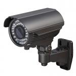 กล้อง CCTV รุ่น ST-R771E-G เลนส์ 2.8-12 mm.กันน้ำ สีเทา