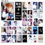 LOMO CARD BTS JIMIN 30รูป