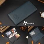 กระเป๋าสตางค์ผู้ชายใบยาว ML-002