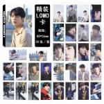 LOMO CARD BTS JIN 30รูป
