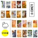 การ์ด LOMO 20รูป+ไม้หนีบ BTS Love Yourself