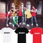 เสื้อยืด BTS smart (ระบุสี ไซส์)