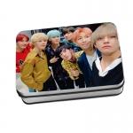 LOMO CARD +กล่องเหล็ก BTS Love Yourself