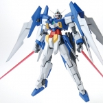 MG 1/100 Gundam Age-2 Normal