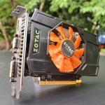 [VGA] ZOTAC GTX750Ti 2GDDR5 128BIT ประหยัดไฟ ไม่ต่อไฟเพิ่ม