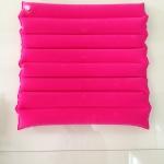 BS06 เบาะลมรองนั่ง แบบลอน กำมะหยี่ สีชมพู (ส่งฟรี)