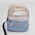 กระเป๋าเป้ GOT7 สีพาสเทล แบบA