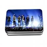 LOMO CARD+กล่องเหล็ก BTS Billboard 40 รูป