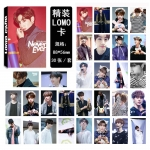 LOMO CARD GOT7 MARK