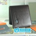 กระเป๋าสตางค์ผู้ชาย MP085 [สีน้ำตาล]