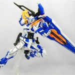 MG 1/100 Gundam Astray Blue Frame Second Revise