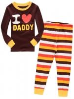 ชุดนอนสกรีน I love Daddy น่ารัก