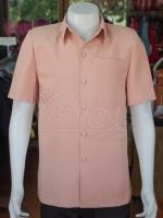 เสื้อสูทผ้าฝ้ายผสม ไซส์ M
