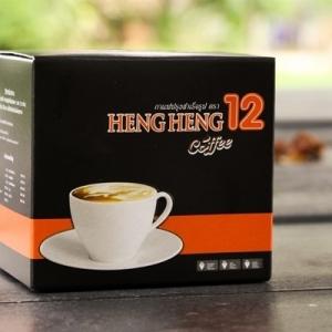 กาแฟ เฮงเฮง12 (25 กล่อง) มี 250 ซอง (รวมส่ง)