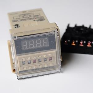 เครื่องตั้งเวลาสลับ ปิด-เปิด เลือกได้ตั้งแต่ 0.1 วินาที-99 ชั่วโมง 12VDC