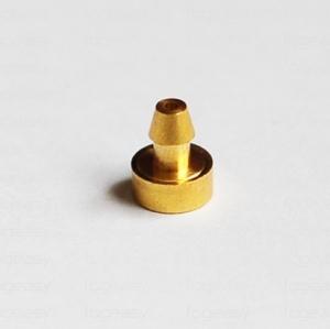 หัวพ่นหมอกแรงดันต่ำ ขนาด 0.3 mm ( หัวกระดุม เสียบปลายสายได้เลย ) สำหรับการเกษตร ใช้กับแรงดัน 4 บาร์ขึ้นไป