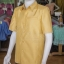 เสื้อสูทไหมแพรทอง ไซส์ XL thumbnail 2
