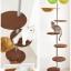MU0024 คอนโดแมว ยึดติดเพดาน ขั้นบันไดเกลียววน Cat Pole นำเข้าจากญี่ปุ่น thumbnail 6