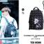 กระเป๋าเป้ TEO HENN GOT7 Style สีดำ thumbnail 1