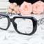 แว่นตาแฟชั่นเกาหลี กรอบดำเสือดาวเทา (ไม่มีเลนส์) thumbnail 2