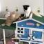 บ้านส่วนตัวของสัตว์เลี้ยงlสำเร็จรูป 2 ชั้น หลังคาจั่ว thumbnail 24