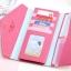 กระเป๋าสตางค์ Love me Sweet wallet [แบบสามพับ] thumbnail 12