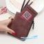 กระเป๋าสตางค์ BOYFRIEND [แบบพับครึ่ง ปิดกระดุม] thumbnail 6