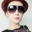 แว่นตากันแดดแฟชั่นเกาหลี color tea thumbnail 1