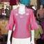 เสื้อผ้าฝ้ายสุโขทัย ปักมุก ไซส์ M thumbnail 1