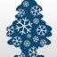 กลิ่น Ice Blue ด้วยลวดลายสวยหรูของลายนี้ มีกลิ่นคล้ายน้ำหอม DaviDoff แต่จะไม่แรงเท่ามีกลิ่นที่บางกว่า จึงทำรู้สึกสบายและสดชื่น เหมือนอยู่ท่ามกลางหิมะในตอนเช้า