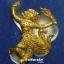 หนุมานพิชัยสงคราม หลวงปู่คำบุ วัดกุดชมภู จ.อุบลราชธานี ปี 2554 เนื้อทองเหลือง thumbnail 1