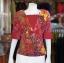 เสื้อผ้าฝ้ายบาติก ไซส์ XL thumbnail 1