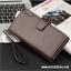 กระเป๋าสตางค์ผู้ชายใบยาว MZ-022 [มีซิป] thumbnail 7