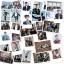 LOMO CARD +กล่องเหล็ก BTS WINGS YOU NEVER WALK ALONE 30แผ่น thumbnail 2