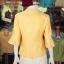 เสื้อผ้าฝ้ายสุโขทัย ปักมุก ไซส์ 3XL thumbnail 3