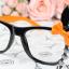 แว่นตาแฟชั่นเกาหลี กระต่ายดำส้ม (ไม่มีเลนส์) (ของจริงสีส้มเข้มกว่าในภาพคะ) thumbnail 1