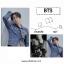 สมุดโน๊ต BTS LOVE YOURSELF thumbnail 13