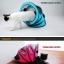 MU0014 อุโมงค์ที่นอนแมว เกลียวตาข่าย มีเบาะรองนั่ง ระบายอากาศได้ดี Spiral cat bed Fashion spiral cat litter thumbnail 4