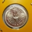 เหรียญในหลวง ร.๙ ครองราชย์ ครบ 25 ปี พ.ศ. 2514 เนื้อเงิน ด้านหลัง ภปร.สภาพ unc ไม่ผ่านการใช้ thumbnail 2
