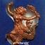 หนุมานพิชัยสงคราม หลวงปู่คำบุ วัดกุดชมภู จ.อุบลราชธานี ปี 2554 เนื้อทองแดง thumbnail 1