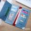 กระเป๋าสตางค์หนังใบยาว GeTeNui คละสี thumbnail 4