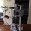 MU0060 คอนโดแมวห้าชั้น ต้นไม้แมว มีบ้านอุโมงค์สองชั้น ของเล่นแขวน สูง 150 cm thumbnail 6